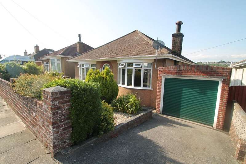 3 Bedrooms Detached Bungalow for sale in Greatfield Road, Higher Compton, Plymouth