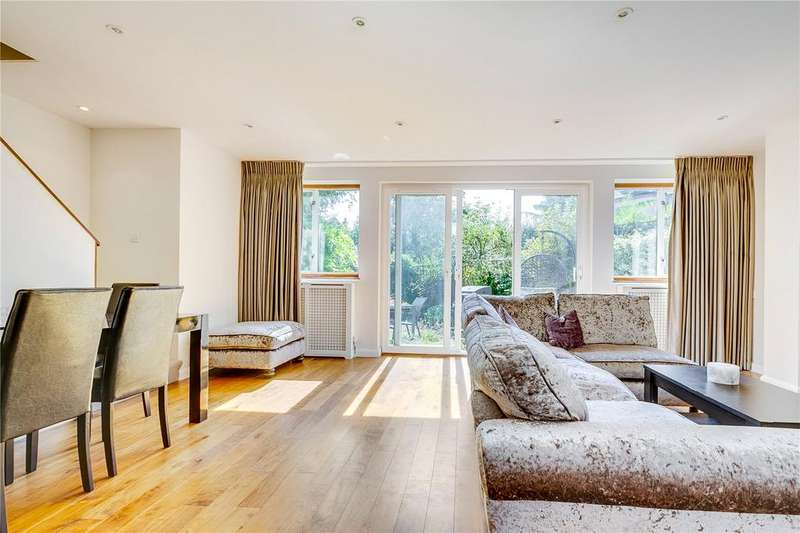 3 Bedrooms Semi Detached House for sale in Bramcote Road, Putney, London