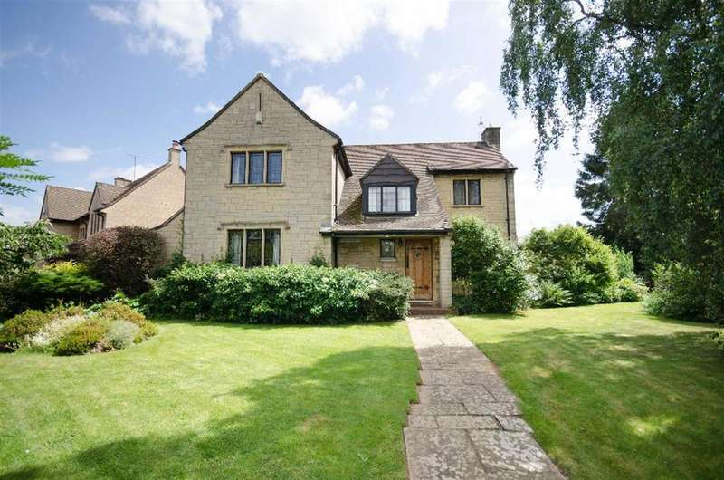 3 Bedrooms Detached House for sale in Riverwood Road, Frenchay, Bristol, BS16 1NX