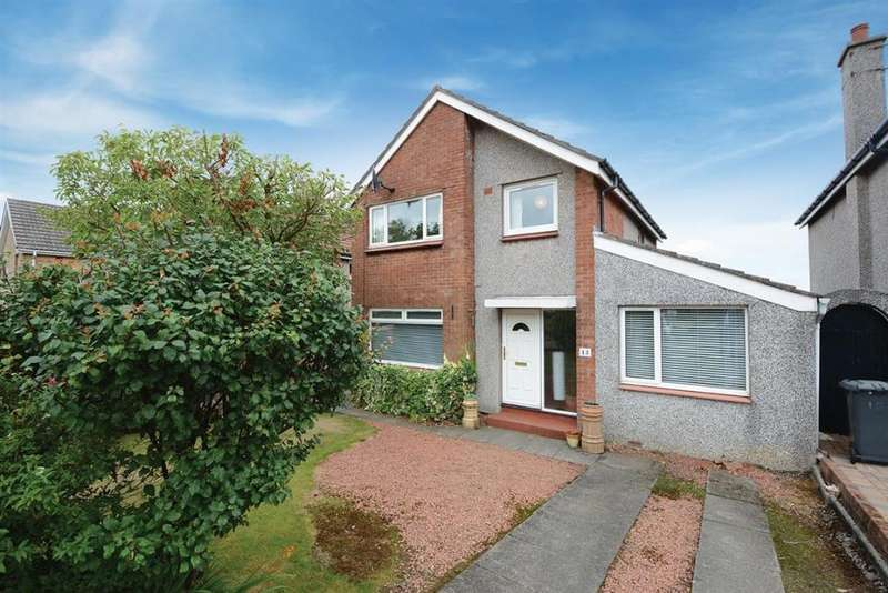 4 Bedrooms Detached House for sale in 13 Fife Avenue, Fairlie, KA29 0BT