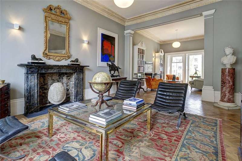6 Bedrooms Terraced House for sale in Ladbroke Gardens, Notting Hill, London, W11