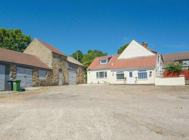 3 Bedrooms Semi Detached House for sale in COLLEGE HOUSE FARM, BISHOP MIDDLEHAM, SEDGEFIELD DISTRICT