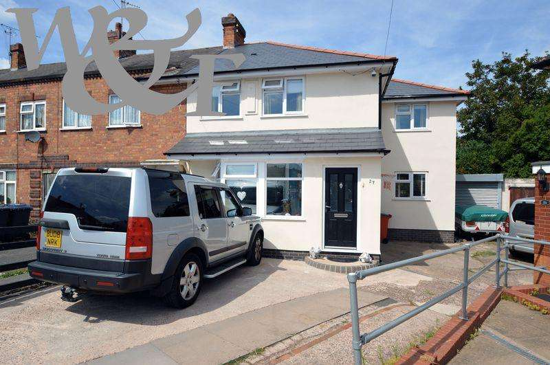 3 Bedrooms Terraced House for sale in Dulwich Grove, Birmingham