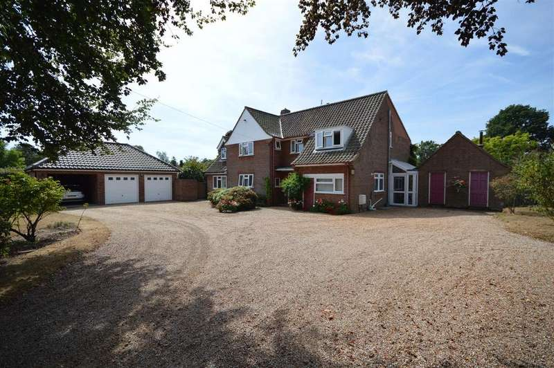 5 Bedrooms House for sale in North Walsham, NR28