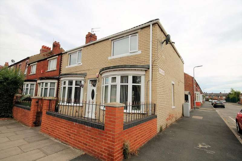 4 Bedrooms End Of Terrace House for sale in Mansfield Avenue, Thornaby, Stockton-On-Tees