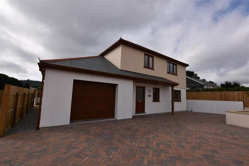 3 Bedrooms Detached House for sale in The Paddock, Stamps Lane, Illogan Highway, Redruth
