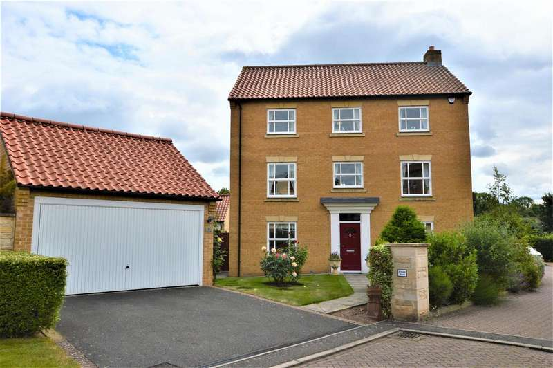 5 Bedrooms Property for sale in Gwash Close, Ryhall, Stamford