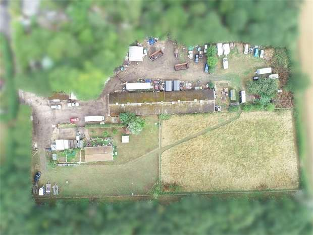 Land Commercial for sale in Steeple Bumpstead, Haverhill, Essex