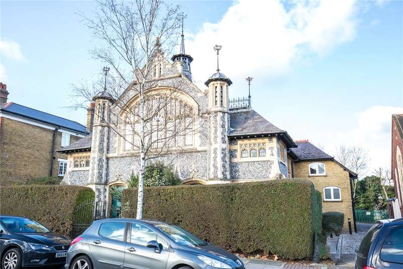 1 Bedroom Apartment Flat for sale in Ashlar Court, Creighton Avenue, East Finchley, London, N2