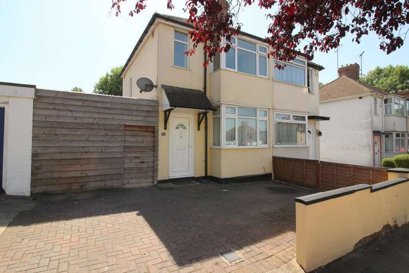 2 Bedrooms Semi Detached House for sale in Third Avenue, Luton, Bedfordshire, LU3 3ES
