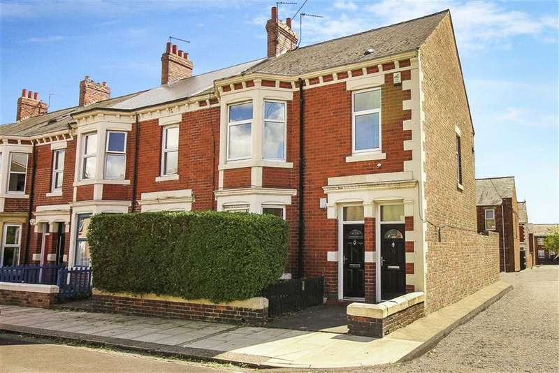4 Bedrooms Terraced House for sale in Biddlestone Road, Heaton, Tyne And Wear