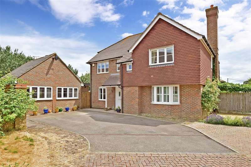 5 Bedrooms Detached House for sale in Spicers Field, , Herne Bay, Kent