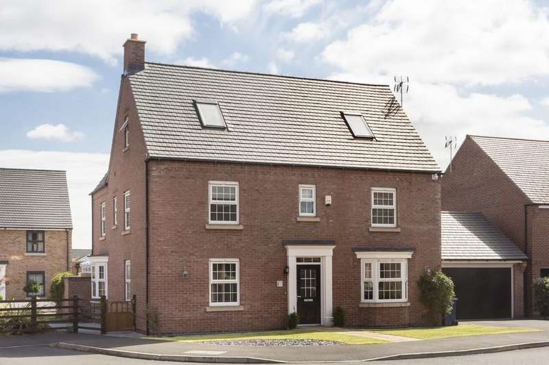 6 Bedrooms Detached House for sale in Firth Close, East Leake