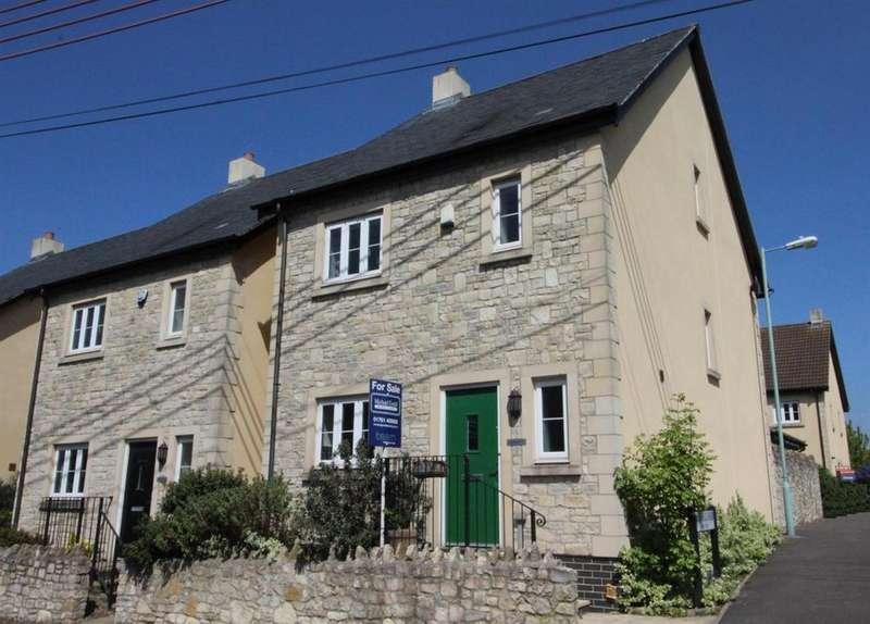 4 Bedrooms Detached House for sale in Winterfield Road, Paulton, Bristol