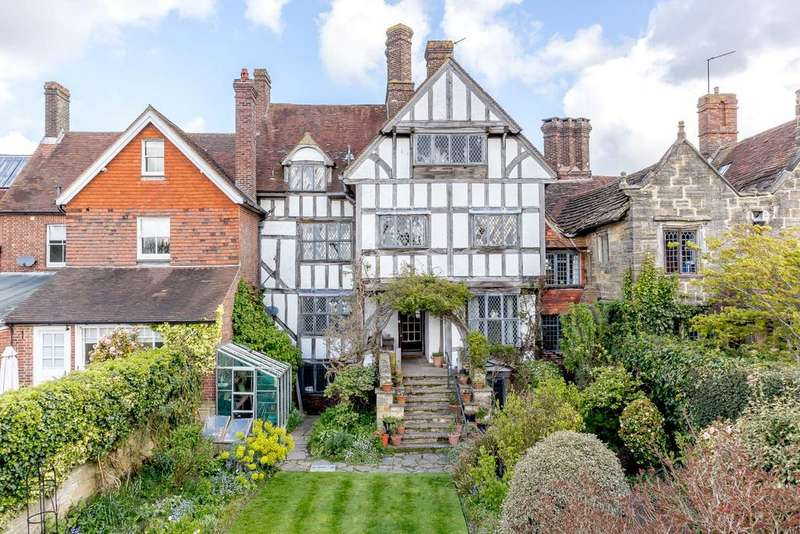 7 Bedrooms Terraced House for sale in High Street, East Grinstead, West Sussex
