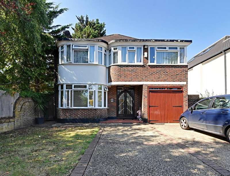 5 Bedrooms House for sale in Rathgar Close, London
