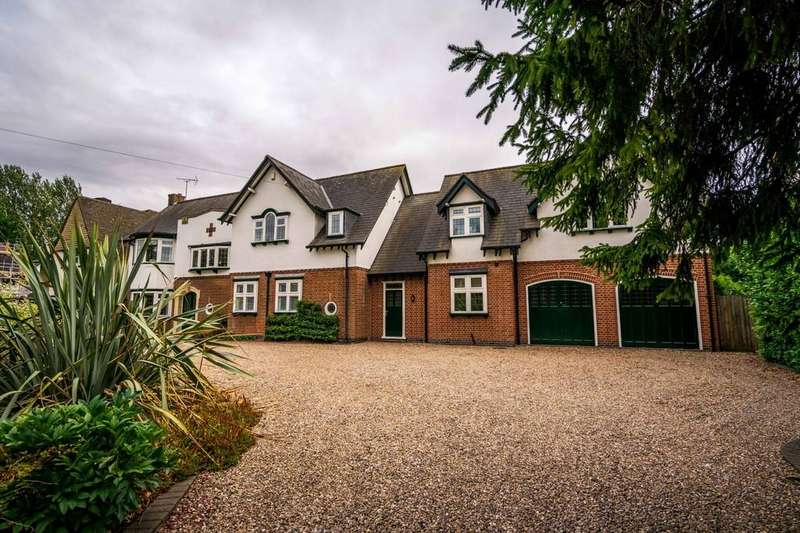 6 Bedrooms Detached House for sale in Knighton Road, Stoneygate, Leicester