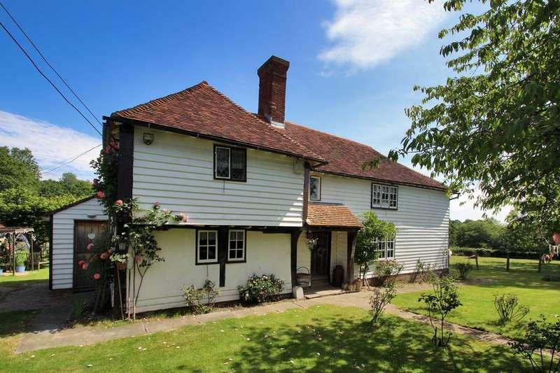 4 Bedrooms Unique Property for sale in Lot 2, Mount Hall Farm - The Pympne Manor Estate, Goddards Green Road, Benenden, Cranbrook TN17