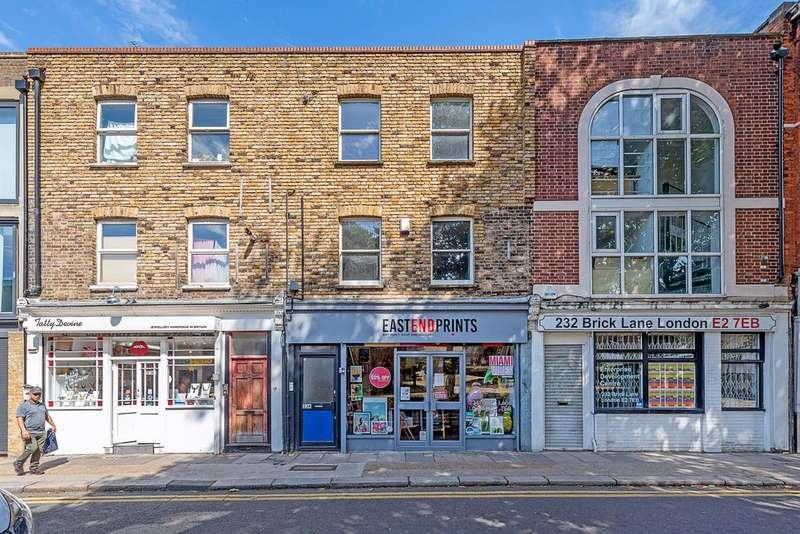 2 Bedrooms Flat for sale in Brick Lane, London