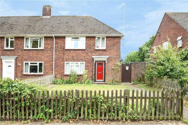 2 Bedrooms Maisonette Flat for sale in Thame Road, Aylesbury