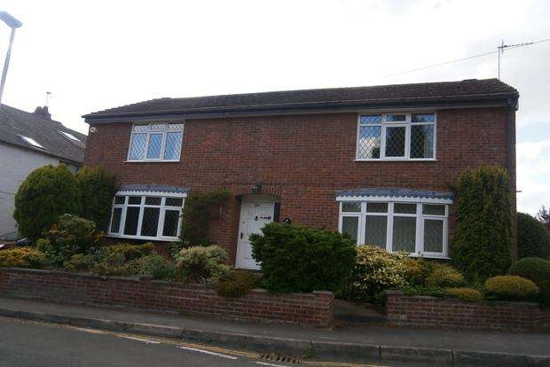 3 Bedrooms Detached House for sale in Old Church Street, Aylestone, Leicester, LE2