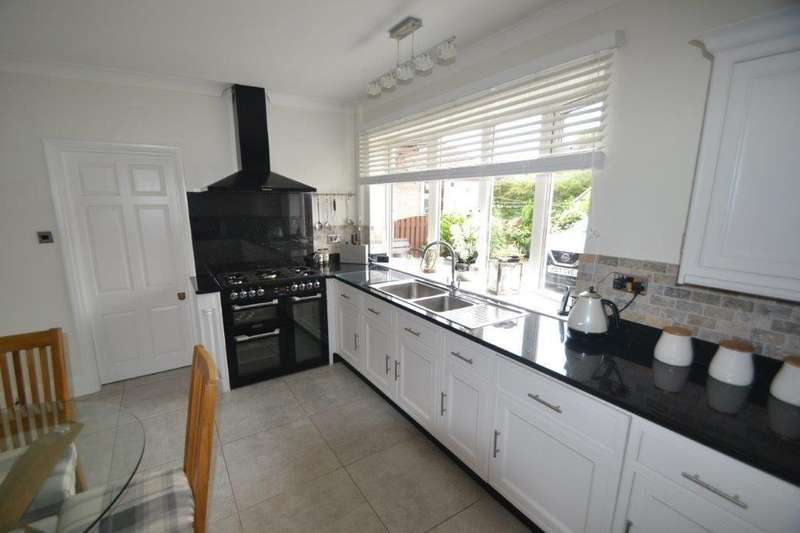 4 Bedrooms Terraced House for sale in Dunsil Villas, South Elmsall
