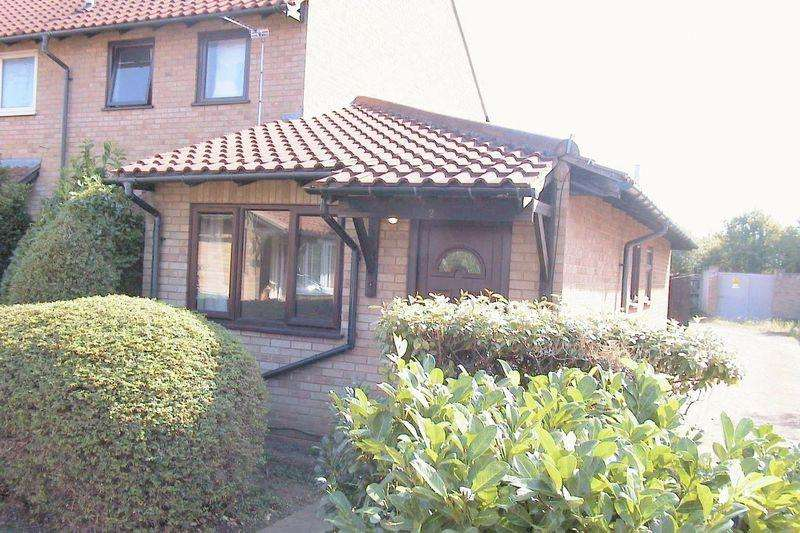 1 Bedroom Semi Detached Bungalow for sale in Wetherby Way, Eastfield, Peterborough, PE1 5NW