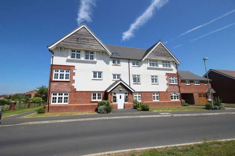 2 Bedrooms Flat for sale in Main Street, Buckshaw Village, Chorley, PR7