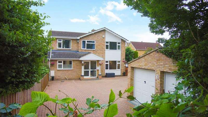 4 Bedrooms Detached House for sale in The Green, Stotfold, SG5