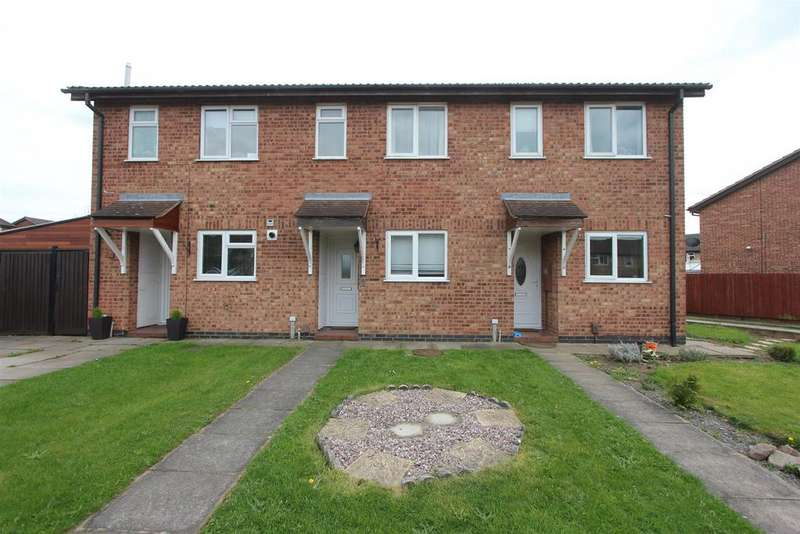 2 Bedrooms Town House for sale in Stirling Avenue, Hinckley