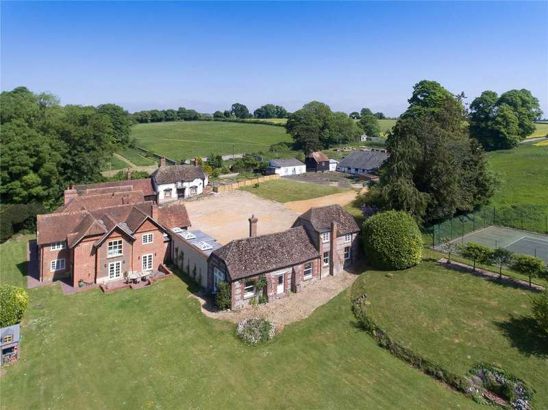 7 Bedrooms Detached House for sale in St. Mary Bourne, Andover, Hampshire, SP11