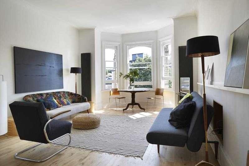 3 Bedrooms Flat for sale in Wilbury Road, Hove