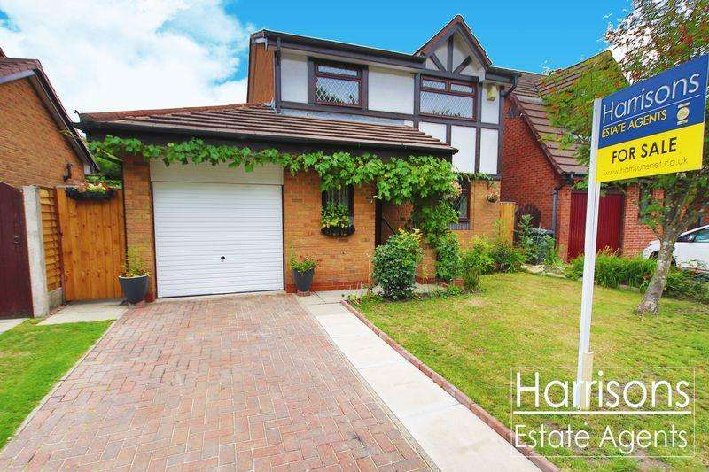 4 Bedrooms Detached House for sale in Greenbank Road, Manchester, Greater Manchester. ***REDUCED 5,000*** OFFERED WITH NO ONWARD CHAIN!!!