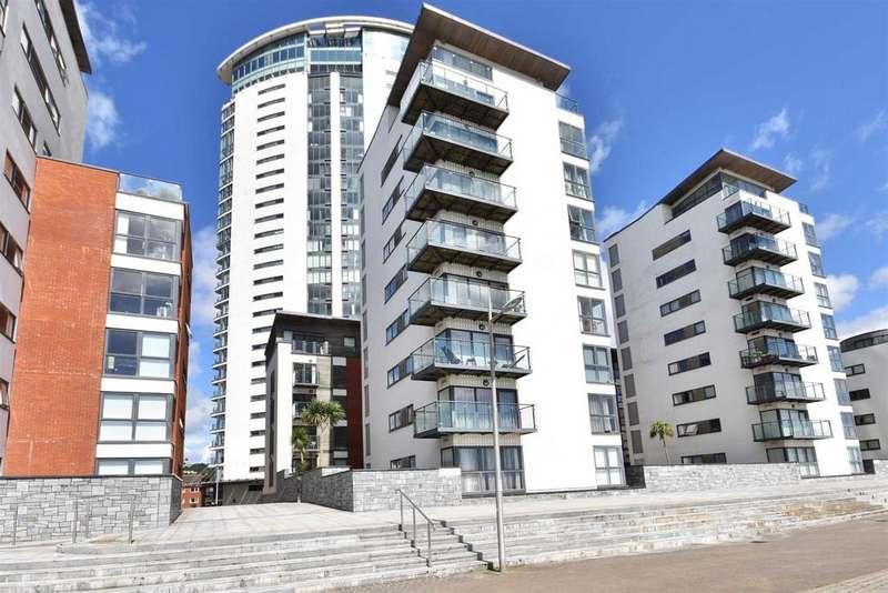 3 Bedrooms Penthouse Flat for sale in Meridian Bay, Trawler Road, Swansea