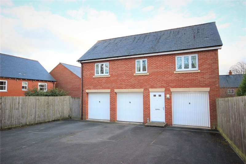 2 Bedrooms Flat for sale in Hickory Lane Almondsbury Bristol BS32