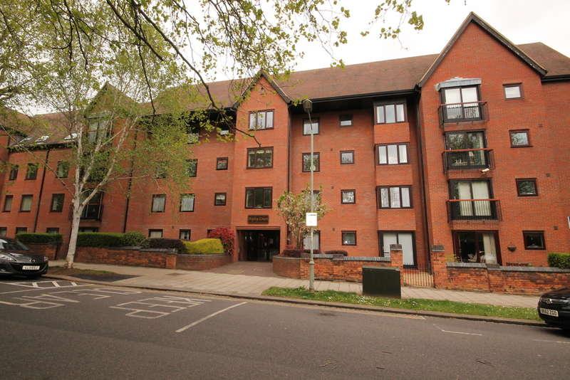 2 Bedrooms Apartment Flat for sale in Aspley Court, Warwick Avenue, Bedford, MK40