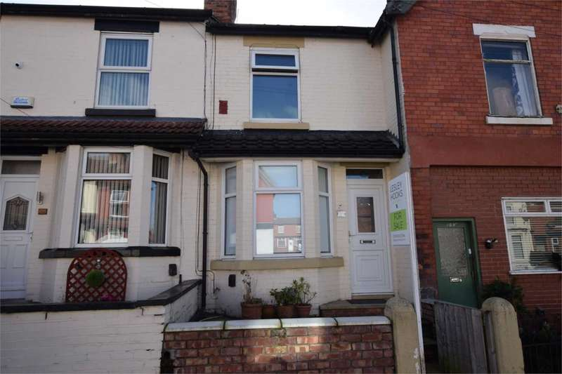 2 Bedrooms Terraced House for sale in Elmswood Road, Birkenhead