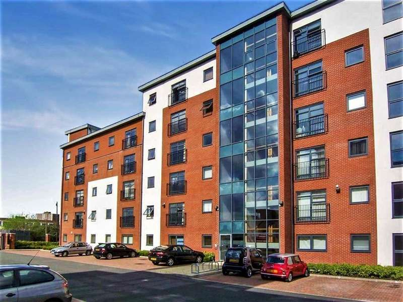 2 Bedrooms Flat for sale in Everard Street, Salford, M5 4UB