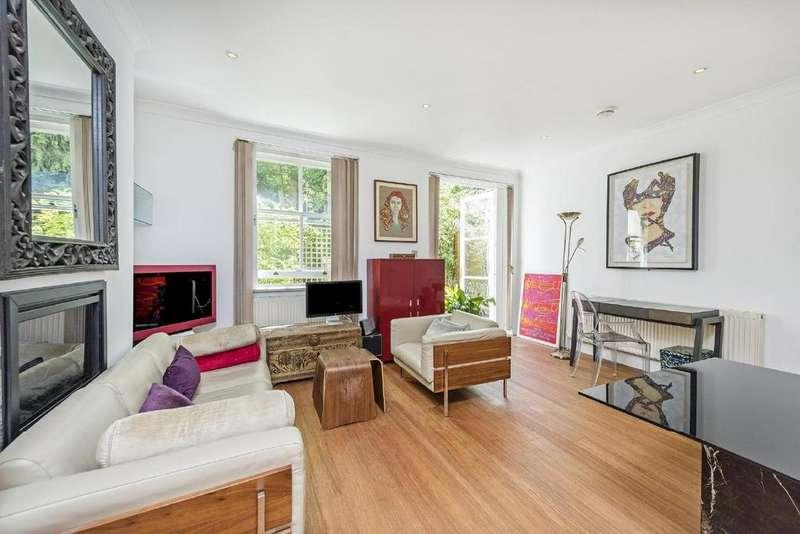 1 Bedroom Flat for sale in Blomfield Villas, Little Venice