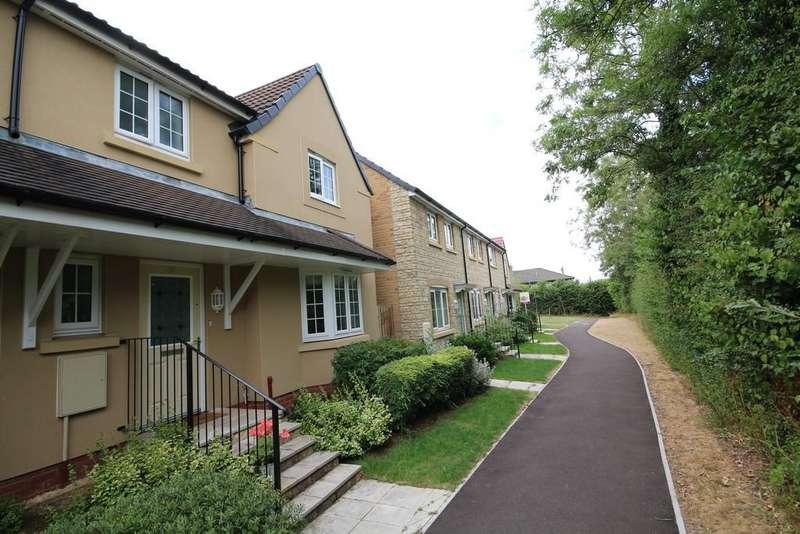 3 Bedrooms Semi Detached House for sale in Summerleaze, Bishop Sutton, Bristol