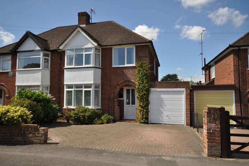 3 Bedrooms Semi Detached House for sale in Eastcourt Avenue, Earley, Reading, RG6 1HH