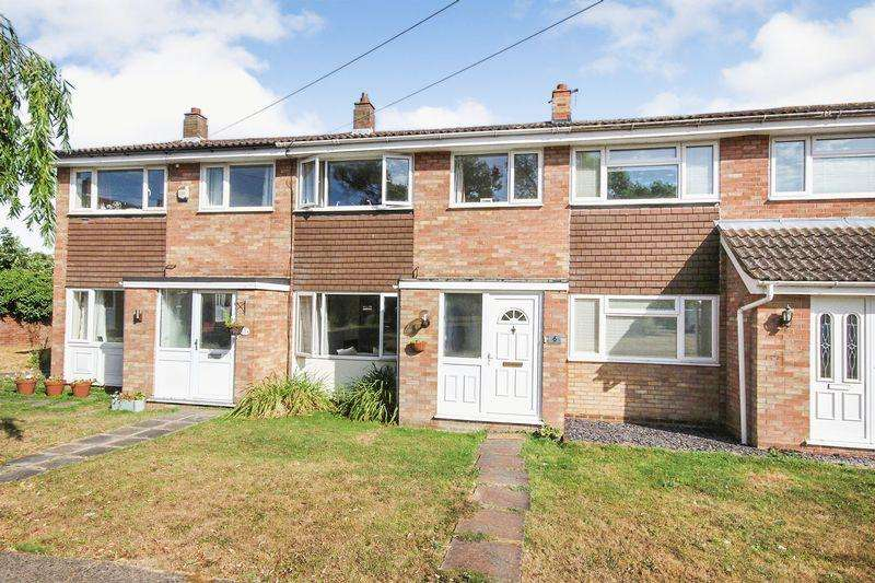 3 Bedrooms Terraced House for sale in Franklin Close, Marston Moretaine