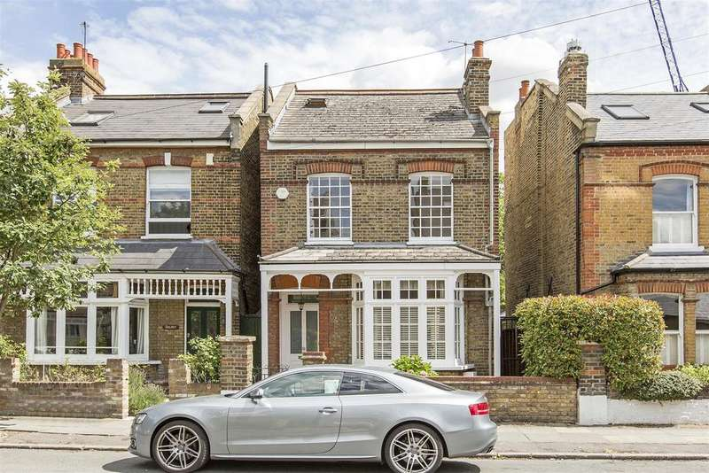 4 Bedrooms Semi Detached House for sale in Herbert Road, Wimbledon