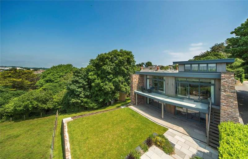 3 Bedrooms Detached House for sale in Grove Hill, Mawnan Smith, Falmouth, Cornwall, TR11