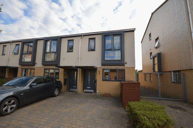 2 Bedrooms End Of Terrace House for sale in Richmond Drive.
