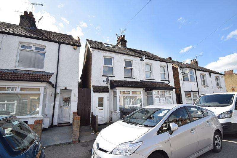3 Bedrooms End Of Terrace House for sale in Letchworth Road, Luton