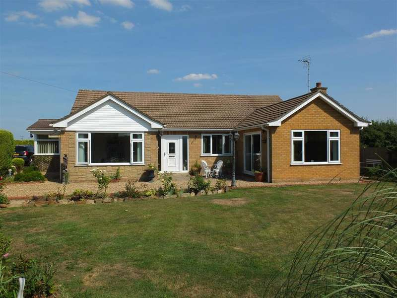 4 Bedrooms Detached Bungalow for sale in Lutton Gowts, Lutton