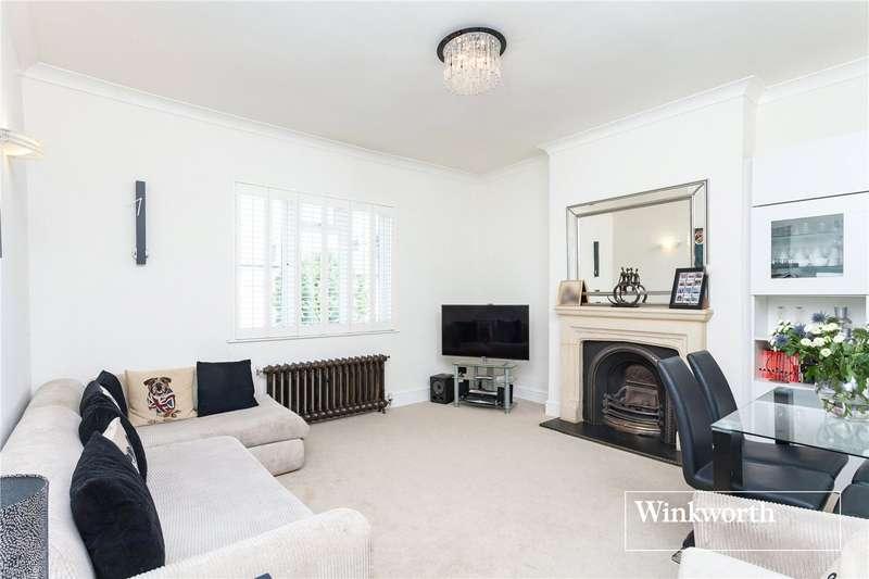 2 Bedrooms Flat for sale in Lichfield Grove, Finchley, London, N3