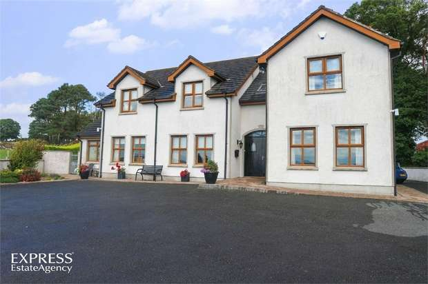 4 Bedrooms Detached House for sale in Milltown Hill, Warrenpoint, Newry, County Down