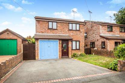 3 Bedrooms Detached House for sale in Sunningdale, Buckley, Flintshire, CH7